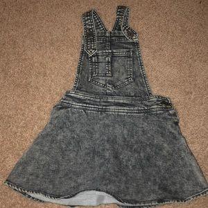 Toddler girl jumper dress